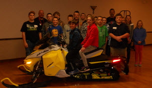 2015 Drifters Snowmobile Safety Course